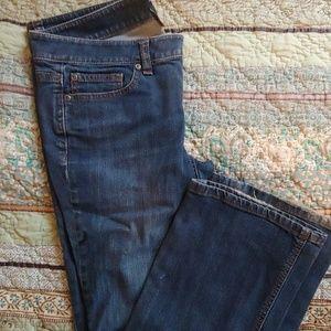 Ann Taylor Modern Jeans size 6
